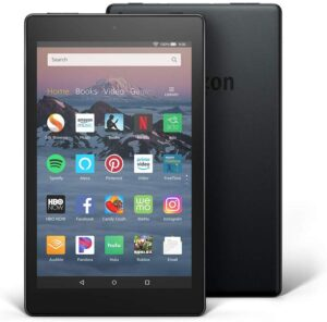 Amazon Kindle Back Front 8 inch