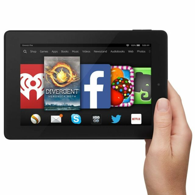 Amazon Kind Fire HD 8″ (Inch)