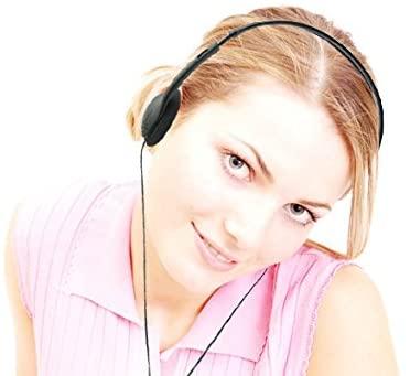 ProHT Stereo Headphones Worn