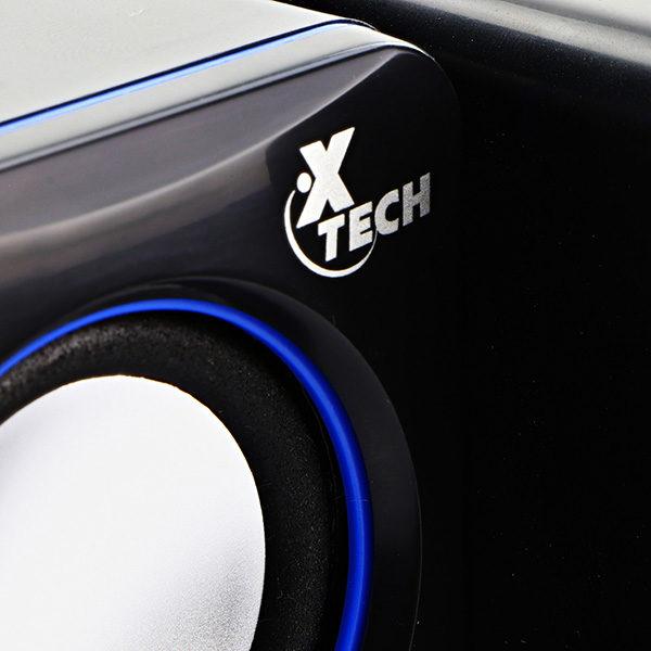 Xtech XTS110 Multi Media Stereo Speakers 2