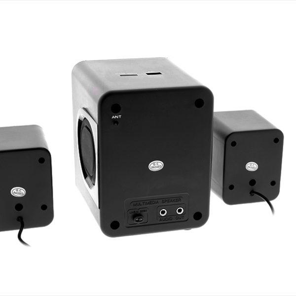 Xtech XTS375 2.1 Channel Speaker System 1