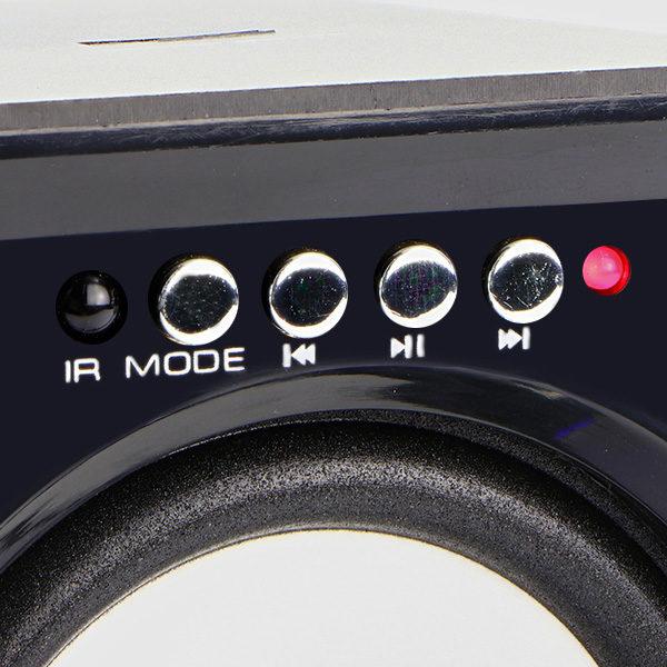 Xtech XTS375 2.1 Channel Speaker System 2