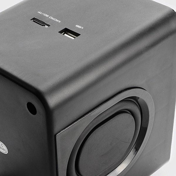 Xtech XTS375 2.1 Channel Speaker System 4