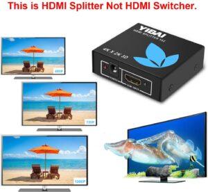 Yibai Hdmi Spilterr 1x2 Not Switcher