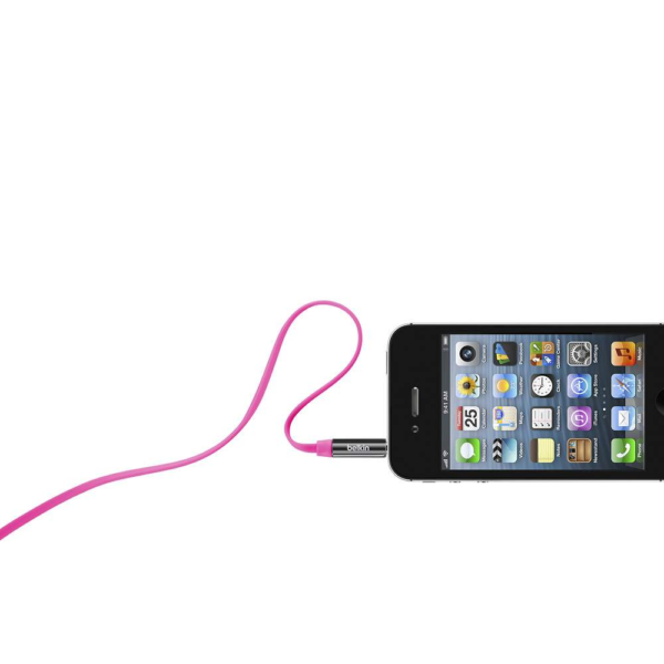 Belkin MIXIT Auxiliary Cable 3ft Connected Phone