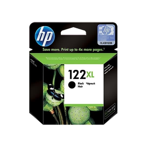HP 122 Ink XL Black
