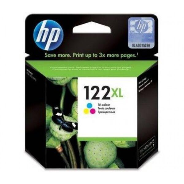 HP 122 Ink XL Tri-Color