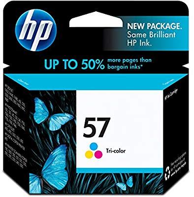 HP 57 Ink Tri-Color