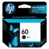 HP 60 Ink Black