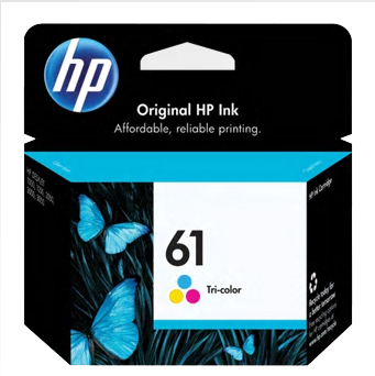 HP 61 Ink Tri-Color