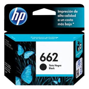 HP 662 Ink Black