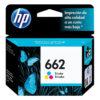 HP 662 Ink Tri-Color