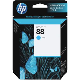 HP 88 Ink Cyan