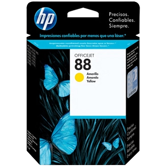 HP 88 Ink Yellow