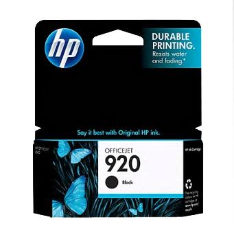 HP 920 Ink Black