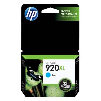 HP 920 Ink XL Cyan