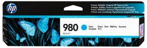 HP 980 Ink Cyan