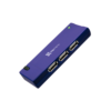 Klip Xtreme Universal 4-port USB 2.0 hub