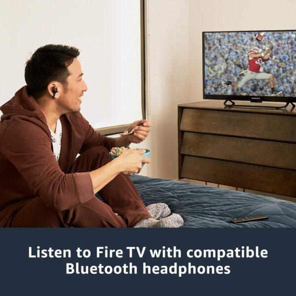 Amazon Fire TV Stick 4K Bluetooth Capability