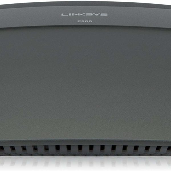 Linksys E900 N300 WiFi Router Top