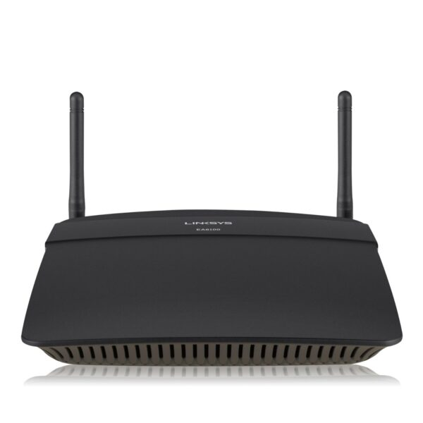 Linksys EA6100 AC1200 Dual-Band WiFi Router Front