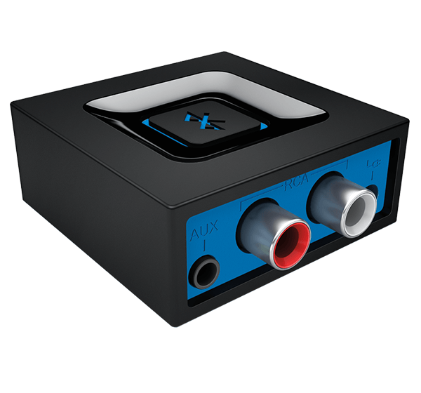 Logitech Bluetooth Audio Receiver Connections