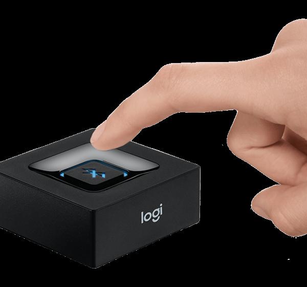 Logitech Bluetooth Audio Receiver Size