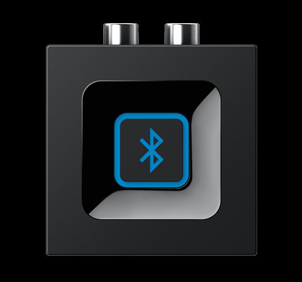 Logitech Bluetooth Audio Receiver Top View