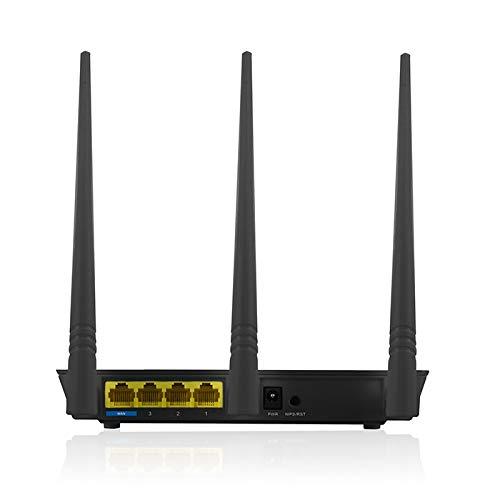 Nexxt Nebula300plus Wireless N Broadband Router Back
