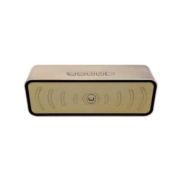 Astro Bluetooth Wireless Speaker Gold Angle 2