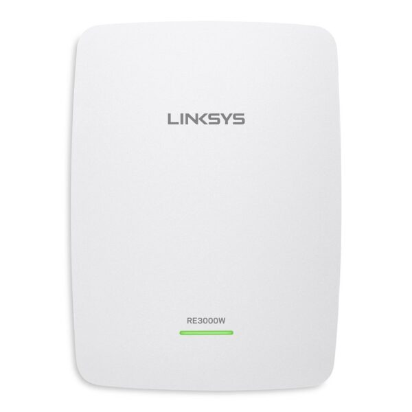 Linksys RE3000W N300 Front