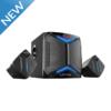 Speaker Prestige 2.1 60W BT - Black