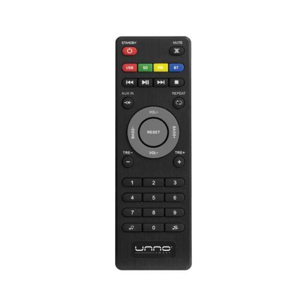 Speaker Prestige 2.1 60W BT - Black Remote