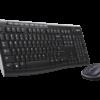Logitech MK270 Keyboard and Mouse Combo Slant