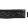 Logitech MK270 Keyboard and Mouse Combo Top