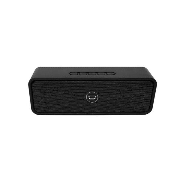 Astro Bluetooth Wireless Speaker Black Angle 2
