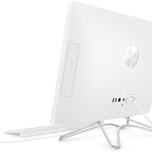 HP 21.5-Inch All-in-One Computer Side 1