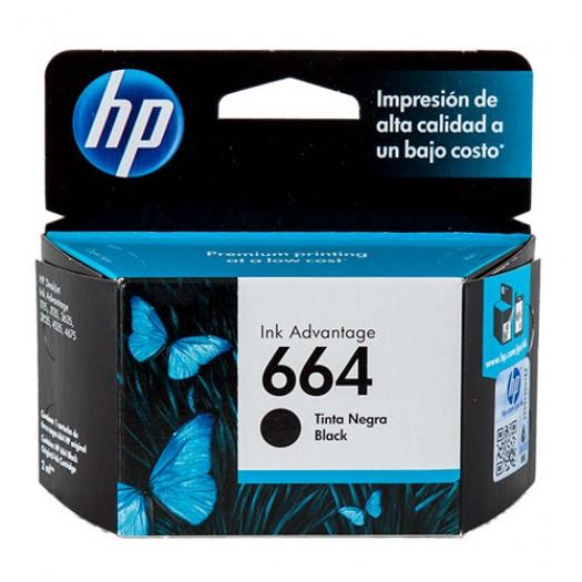 HP 664 Ink Black