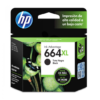 HP 664 Ink XL Black