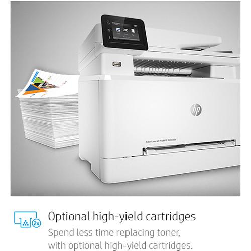 HP M281fdw Color Laser Printer High Yield