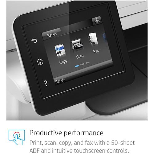 HP M281fdw Color Laser Printer Productivity
