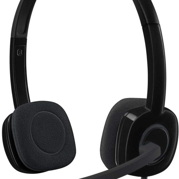 Logitech H151 Headset 2