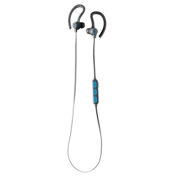 SPORTBUDS BT Bluetooth WIRELESS EARBUDS with MIC Blue