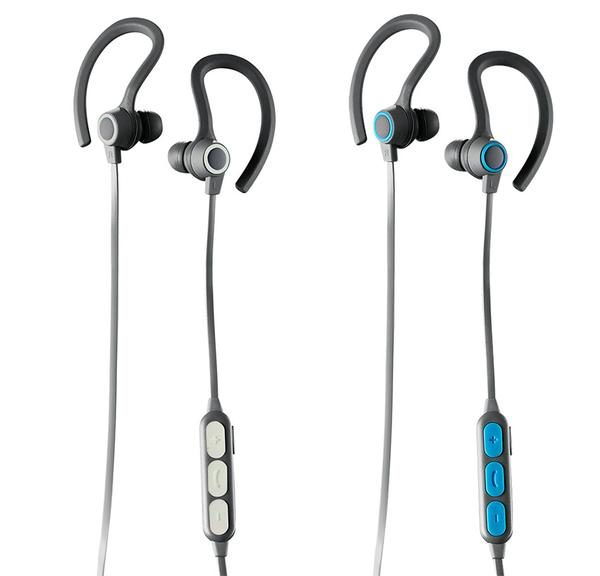 SPORTBUDS BT Bluetooth WIRELESS EARBUDS with MIC Both Colors