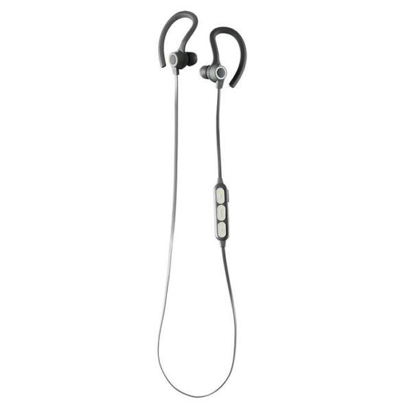SPORTBUDS BT Bluetooth WIRELESS EARBUDS with MIC White