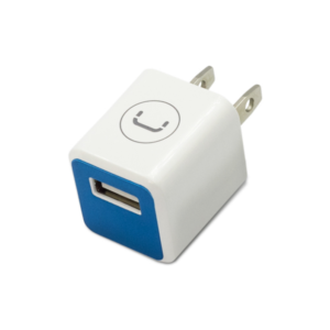 WALL CHARGER SINGLE USB 1.0A