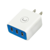 WALL CHARGER TRIPLE USB 3.4A