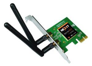 Nexxt Saros300 Wireless PCI-E 300Mbps Adapter