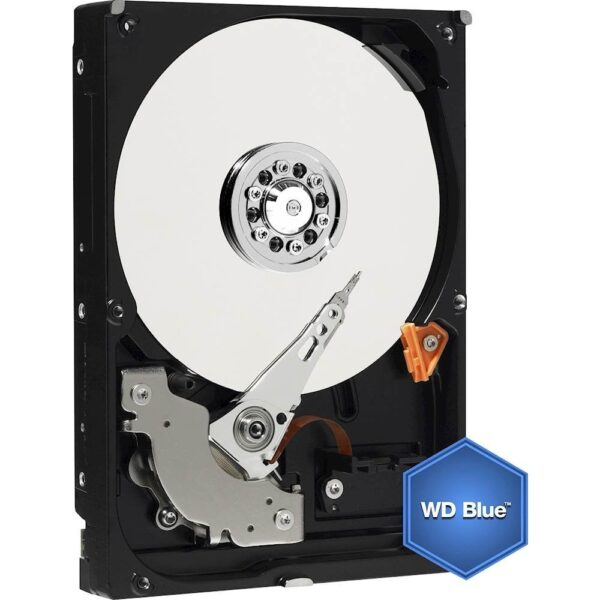 WD Blue 500GB Mobile Hard Disk Drive Internals