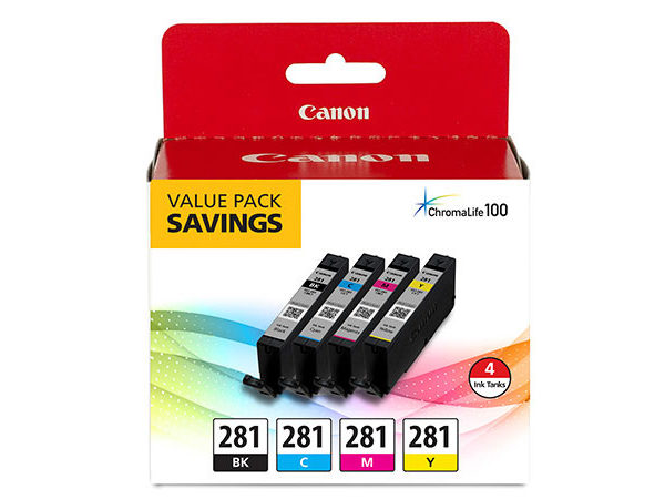 Canon 281 Value Pack